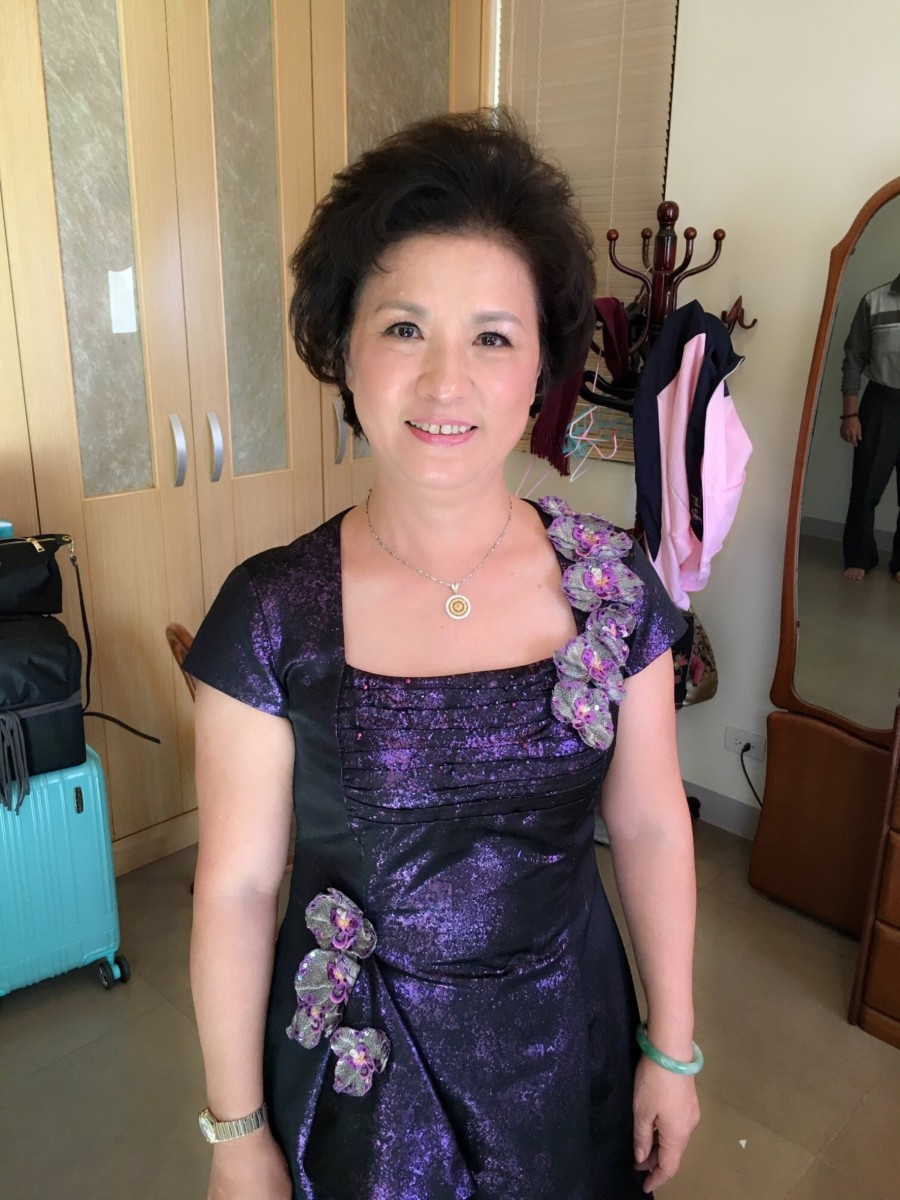 媽媽禮服造型作品 靖宜 (25)
