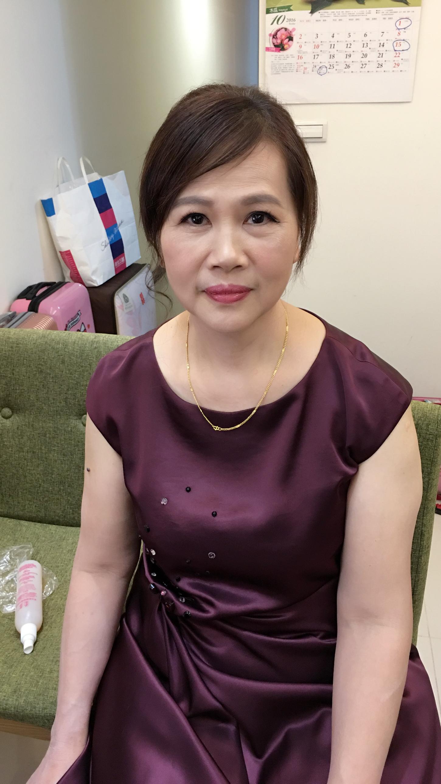 媽媽禮服造型作品 (7)