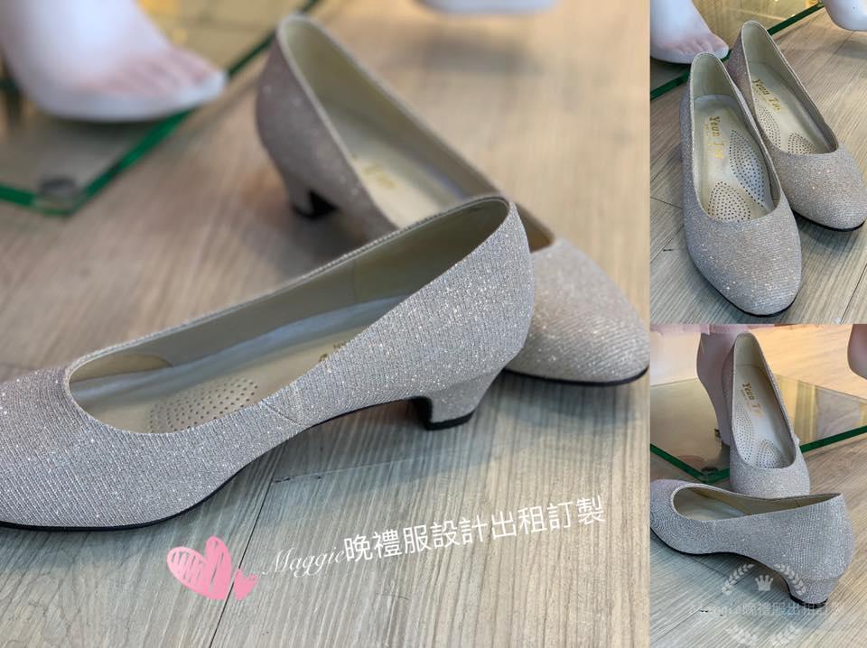 禮服鞋,媽媽禮服鞋,手工鞋
