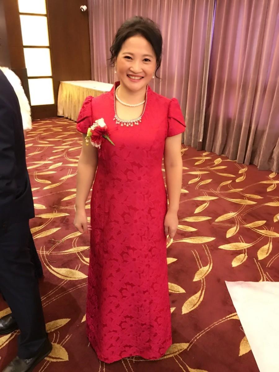媽媽禮服造型作品 小芳 (4)