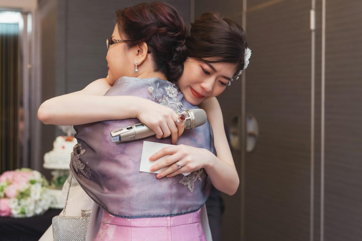 台北媽媽禮服,婚禮現場